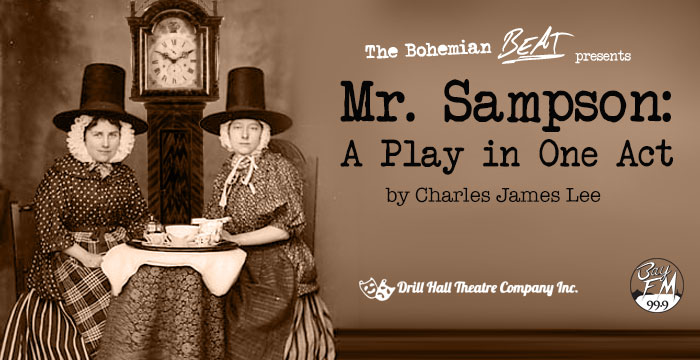 Mr. Sampson: A Play in One Act